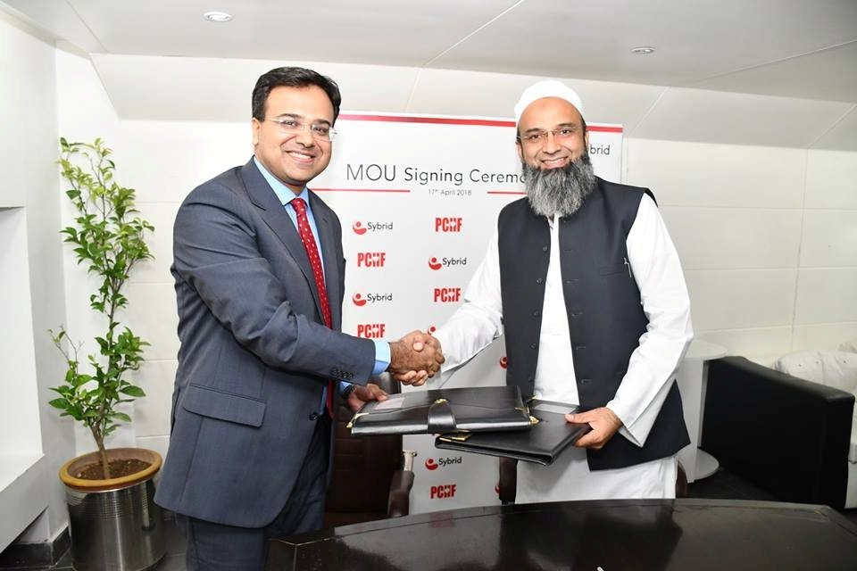 PCHF and Sybrid Private Limited Join Hands to Create Social Impact