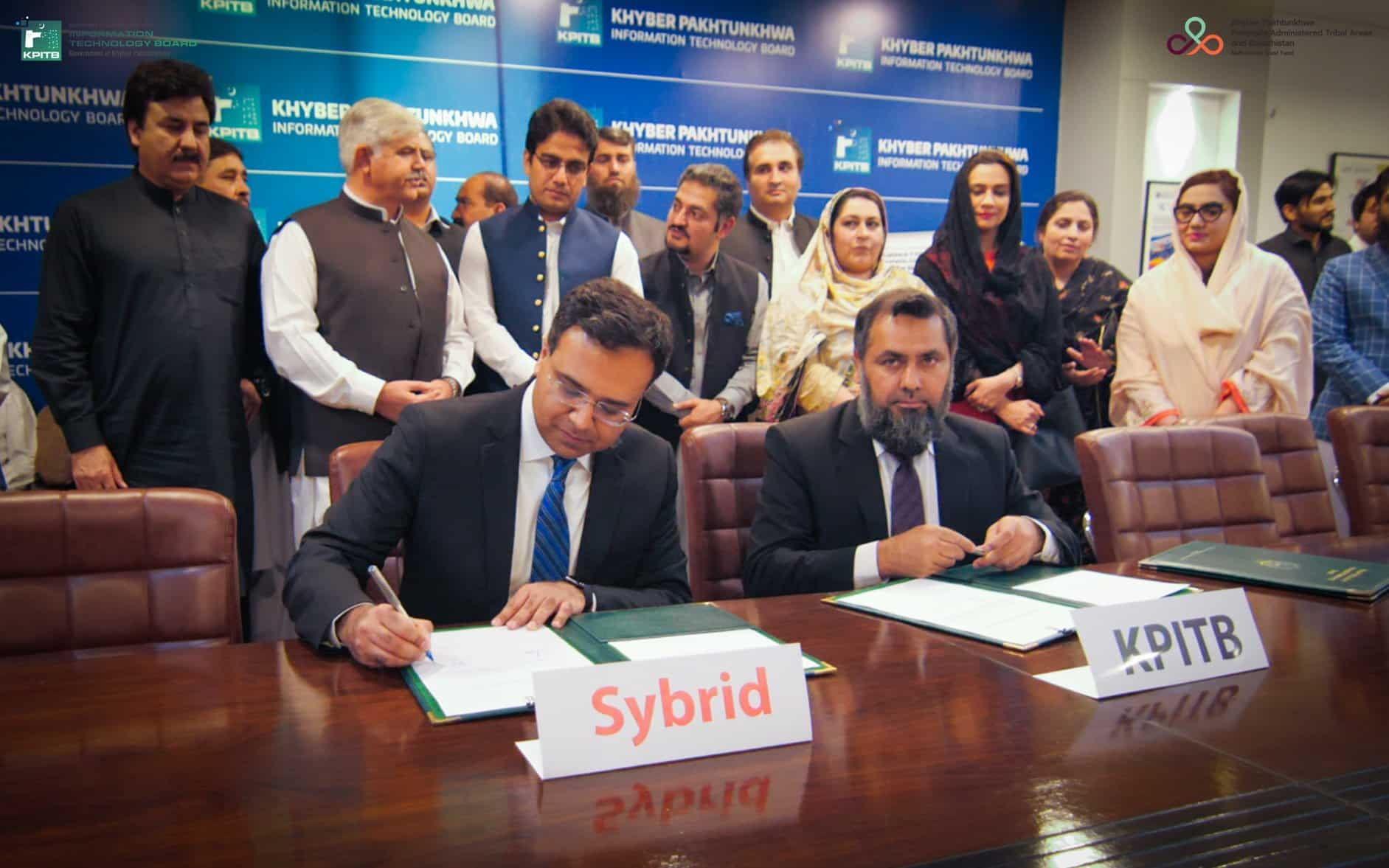 Sybrid Joins Hands with KPITB to Produce Hundreds of Jobs in IT Sector