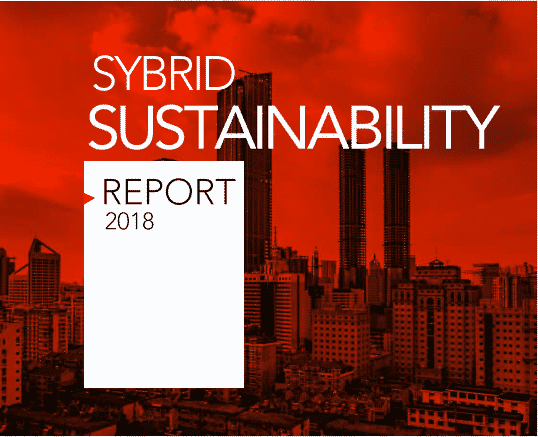 Sybrid Sustainability Report 2018