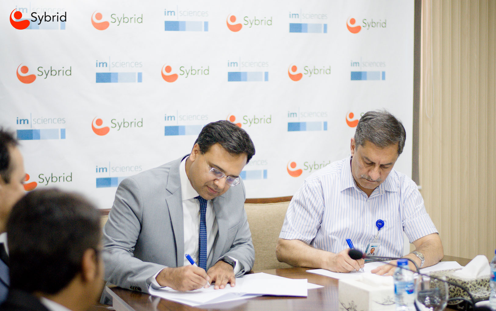 Sybrid signs MoU with IMSciences