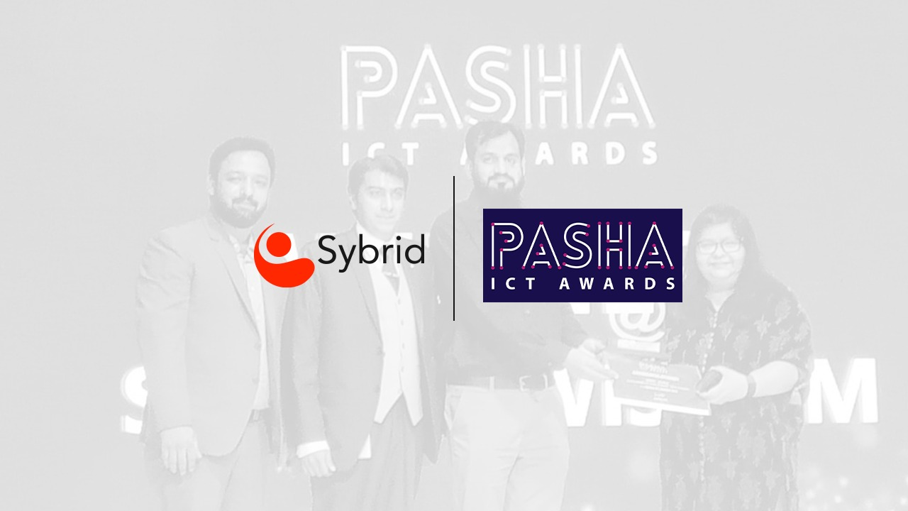 Sybrid Wins Prestigious Award for Wisdom at P@SHA 2019